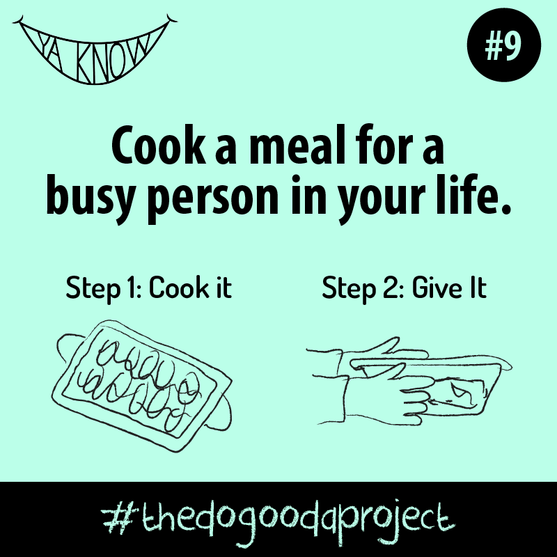 The Do Gooda Project 9