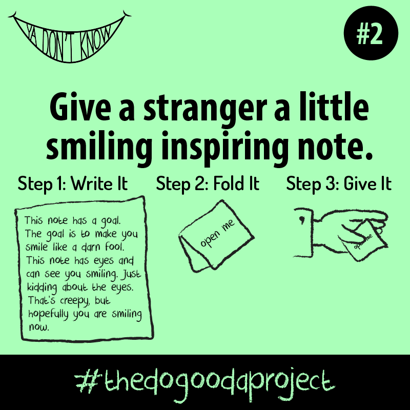 The Do Gooda Project