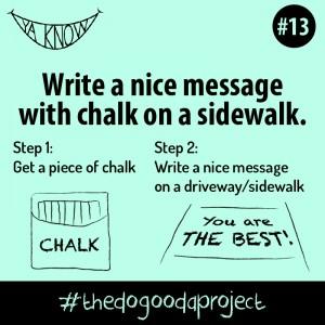 The Do Gooda Project 13